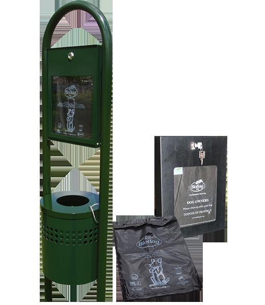 Gruppebilde til web _Dog Waste Bags and Dispensers