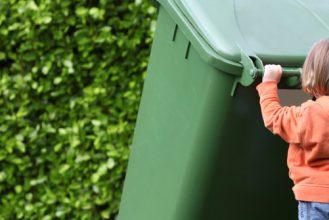 Avfallshåndtering-komposterbare produkter-Avfallsbeholder-Avfallscontainer-BioBag