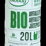 BioBag 20L-matavfallspase-komposterbar-biologiskt-nedbrytbar-186836