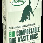 BioBag Bio hundeposer på blokk - Biologisk nedbrytbar og komposterbar pose - 184320