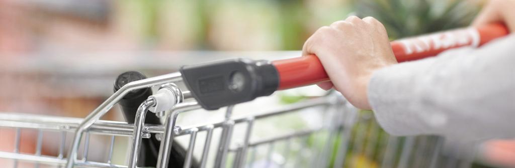 Detaljhandel-Kompoterbare produkter-Handlevogn-BioBag