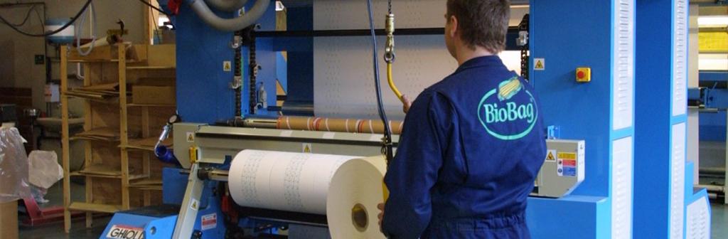 Teknologi-Produksjons lokaler-Dagö-BioBag