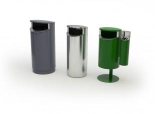 Novus avfallsbeholder