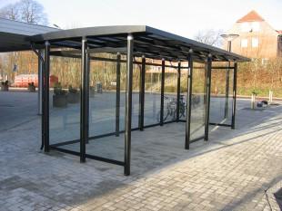Terminal busskur