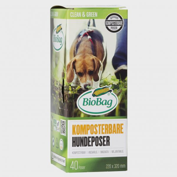 BioBag Dog on roll