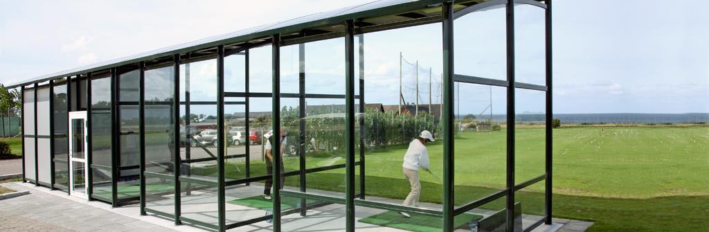 Vedlikeholdsfrie produkter for golfbanen