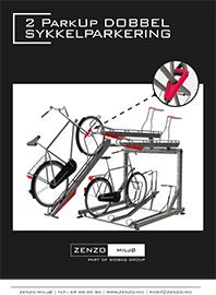 2ParkUp sykkelstativ