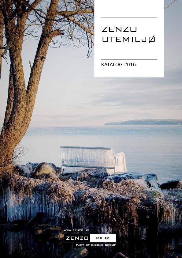 Zenzo Utemiljø katalog