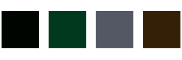 Ralfarger - akuminium avfallshus / miljøhus