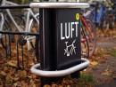Sykkelpumpe Aero til sykler