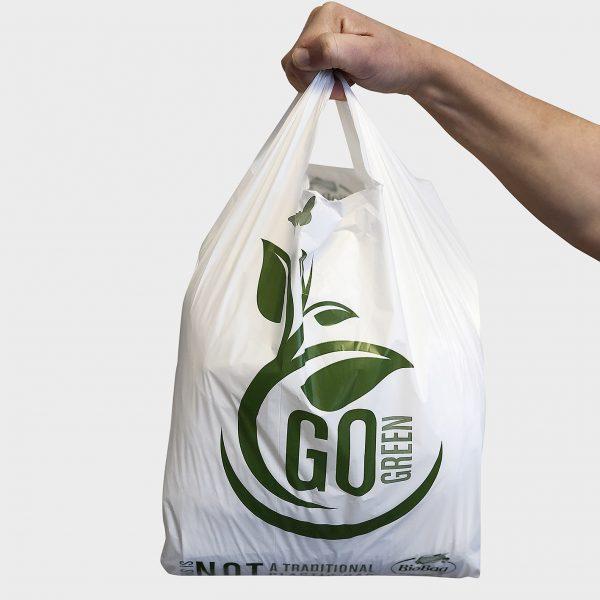 BioBag - Miljøvennlig bærepose - Stor (500 stk)