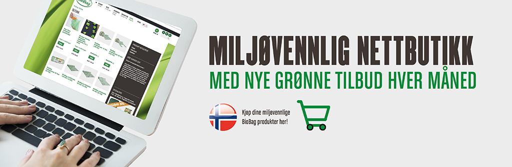BioBag Norge - tilbud i nettbutikken