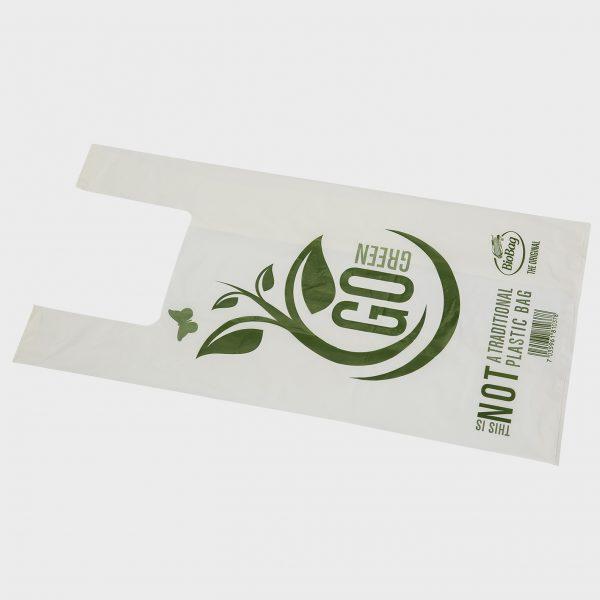 BioBag- This is not a plastic bag Miljøvenlig bærepose