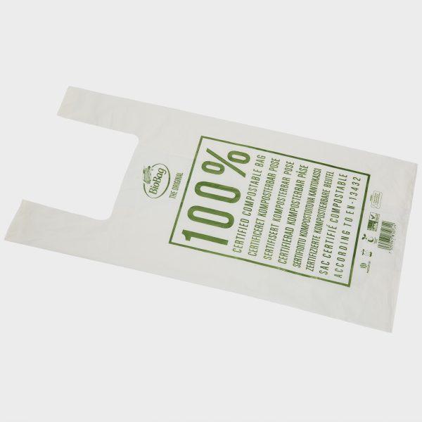 BioBag 100% Certified Compostable Vesker