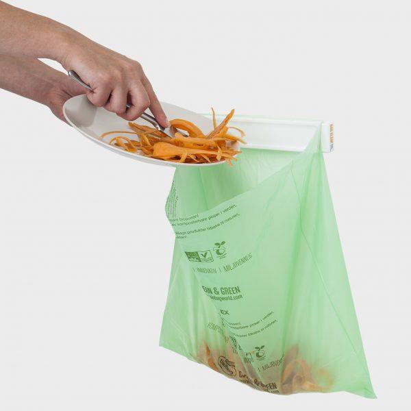 BagClam med biopose