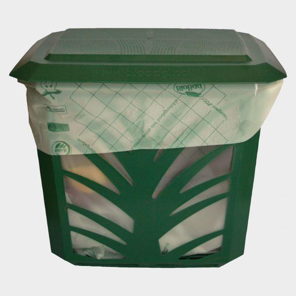 MAXAIR ventilert avfallsbøtte