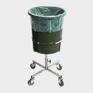 BioBag 80 L affaldssæk til affaldsspand i storkøkkener
