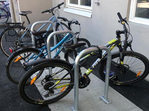 Arcum sykkelstativ