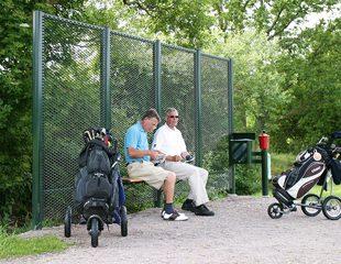Zenzo Miljø - Øvrige pordukter - Golf - sikkerhetsnett-kategori