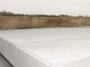 ZENZO MILJØ - leskur - tillvalg - betongplate