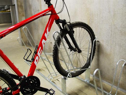 Sykkelstativ med låsebøyle EV5